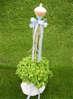 Εικόνα με Διακόσμηση τραπεζιού βάπτισης για αγόρι με σβούρες