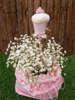 Εικόνα με Διακοσμητικό βάπτισης κοριτσάκι cup cake