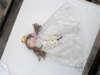 Εικόνα με Βιβλία ευχών βάπτισης πριγκίπισσα  λευκό