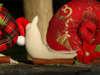 Εικόνα με Χριστουγεννιάτικη μπομπονιέρα σαλιγκάρι