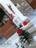 Εικόνα με Στολισμός εκκλησίας με θέμα Χριστουγεννιάτικο