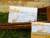 μπομπονιέρα κουτάκι από ξύλο με καραβάκι για βάπτιση αγοριού