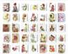 θέματα vintage για ξύλινα κουτάκια για βάπτιση κοριτσιού