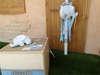 Εικόνα με Κουτί και λαμπάδα βάπτισης ελεφαντάκι