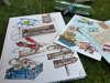 Εικόνα με Βιβλίο ευχών αεροπλάνα