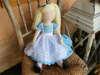 Εικόνα με Χειροποίητη κούκλα Αλίκη