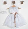 Εικόνα με Βαπτιστικό φόρεμα angel wings
