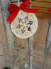 Εικόνα με Μπομπονιέρες ξύλινες νιφάδες