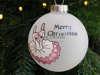 Εικόνα με Χριστουγεννιάτικα στολίδια