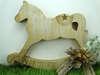 Εικόνα με Ξύλινο αλογάκι διακοσμητικό