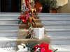 Εικόνα με Στολισμός βάπτισης Χριστουγεννιάτικος