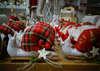 Εικόνα με Χριστουγεννιάτικες μπομπονιέρες σαλιγκάρια