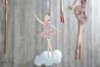 Εικόνα με Baby Mobile ξύλινες μπαλαρίνες