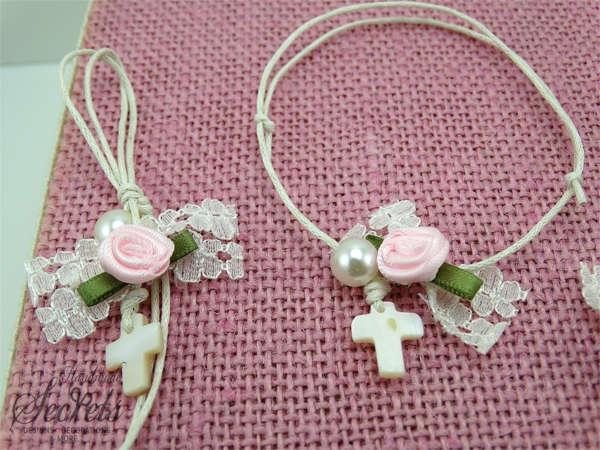 Εικόνα με Μαρτυρικά βάπτισης κοριτσάκι vintage λουλούδια