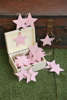 Εικόνα με Κουτί για ευχές με αστεράκια ροζ