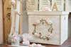 Εικόνα με Σετ βάπτισης vintage ροζ