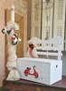 Εικόνα με Πακέτο βάπτισης με θέμα κόκκινη βέσπα