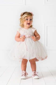Εικόνα του ARIEL βαπτιστικό φόρεμα κορίτσι