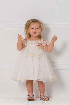 Εικόνα του ELENA βαπτιστικό φόρεμα κορίτσι
