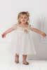 Εικόνα με ELENA βαπτιστικό φόρεμα κορίτσι