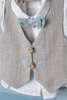 Εικόνα με Βαπτιστικό Ρούχο Bambolino Kimon