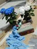 Εικόνα με Στολισμός βάπτισης με θέμα τη βέσπα