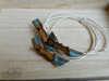 μαρτυρικά βραχιολάκια με θέμα τον ξύλινο πρίγκιπα