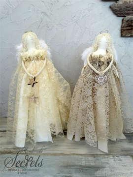 Εικόνα του Χριστουγεννιάτικοι διακοσμητικοί άγγελοι