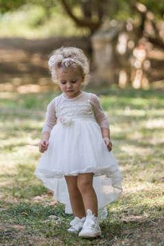 Εικόνα του ELLE βαπτιστικό φόρεμα κορίτσι