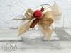 Εικόνα με Μπομπονιέρα Χριστουγεννιάτικη βαζάκι