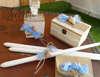 Εικόνα με Λαδοσέτ βάπτισης με ζωγραφιστή σβούρα