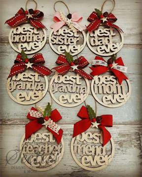 Εικόνα του Χριστουγεννιάτικα στολίδια στα αγγλικά
