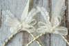 Εικόνα με Στέφανα γάμου vintage με λουλούδια