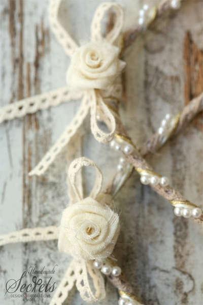 Εικόνα με Στέφανα γάμου με πέρλες