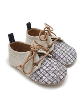 ef21daddd2 Εικόνα του ROBBIE βαπτιστικά παπούτσια αγόρι