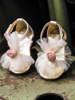Εικόνα με RAFAELLA βαπτιστικά πέδιλα κορίτσι