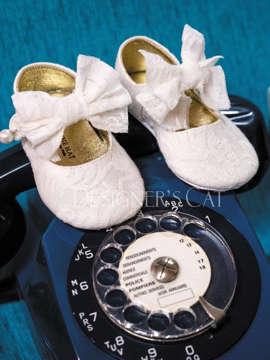 Εικόνα του MARILU βαπτιστικά παπούτσια κορίτσι