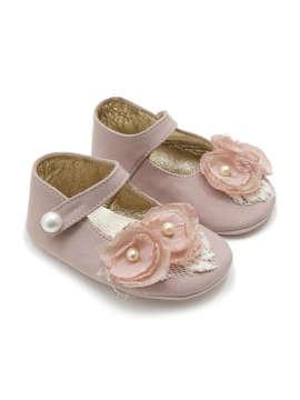 Εικόνα του VALERIA ΡΟΖ βαπτιστικά παπούτσια κορίτσι