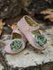 Εικόνα με ANNIE PINK βαπτιστικά παπούτσια κορίτσι