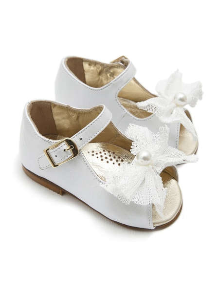 Εικόνα με CARMELA βαπτιστικά παπούτσια κορίτσι