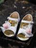 Εικόνα με SILVIANA βαπτιστικά παπούτσια κορίτσι