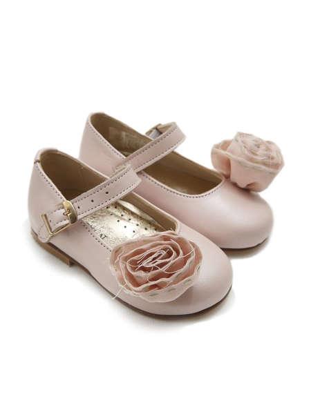 6da596f2623 ALYN βαπτιστικά παπούτσια για κορίτσι της Designer's Cat ...