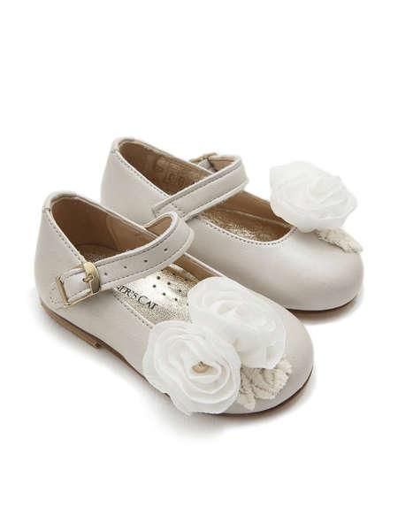 Εικόνα με NICKY βαπτιστικά παπούτσια κορίτσι
