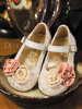 Εικόνα με CORINA βαπτιστικά παπούτσια κορίτσι
