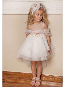 Εικόνα του SNOW WHITE βαπτιστικό φόρεμα