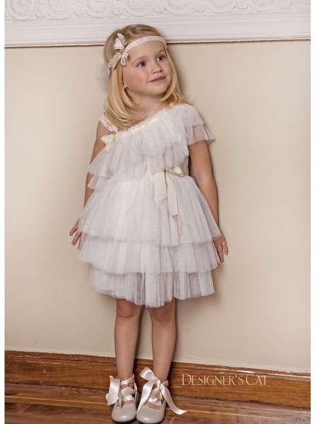 Εικόνα με AMELIA βαπτιστικό φόρεμα