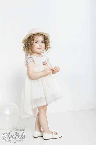 Εικόνα με Βαπτιστικό Φόρεμα Bambolino Ballou