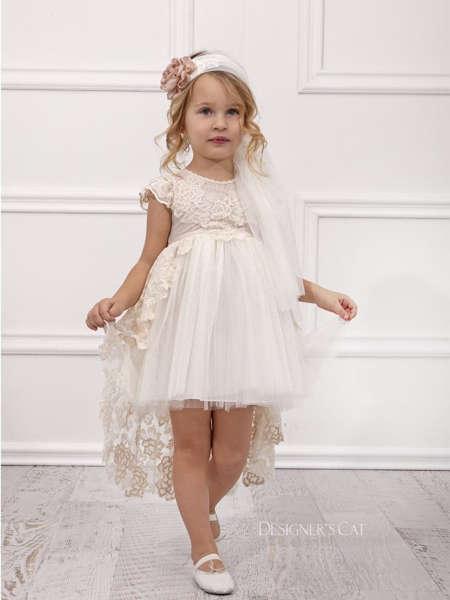 Εικόνα με NORA βαπτιστικό φόρεμα