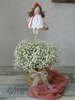 Εικόνα με Διακοσμητικό βάπτισης κοκκινοσκουφίτσα