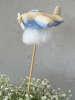 Εικόνα με Διακοσμητικό βάπτισης αεροπλανάκι